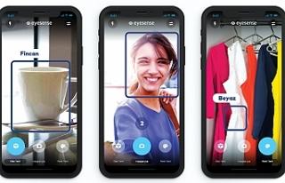 Türk Telekom'un EyeSense uygulaması ile görme...