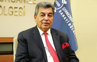 Bölgesinin örnek ve öncü OSB'si;Çerkezköy...