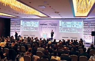 İnşaat ve Konut Konferansı İstanbul'da gerçekleştirildi