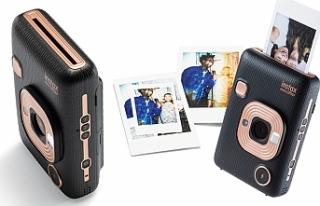 Instax Mini LiPlay ile fotoğrafların artık sesi...