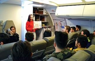 Sivil havacılık öğrencileri bu belge ile bir adım...