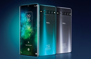 TCL markalı ilk 5G akıllı telefon CES 2020'de