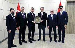 Tuzla OSB'lerinden İBB Başkanı Ekrem İmamoğlu'na...
