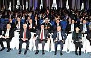 6. Boğaziçi Zirvesi, 80 ülkenin siyasilerini buluşturdu....
