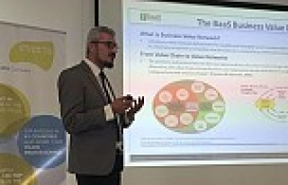7.8 milyon Euro'luk AB BaaS projesi sonlandı