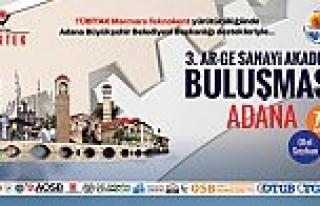 """Adana OSB içinde """"Sanayi Kent"""" kurulacak"""