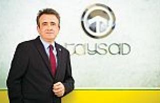 """Alper Kanca: """"Sektör emin adımlarla yoluna devam..."""