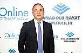 Anadolu Hayat Emeklilik Genel Müdürü M. Uğur Erkan;...