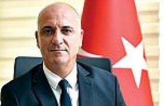 """Antalya OSB Yönetim Kurulu Başkanı Ali Bahar; """"Türkiye'nin..."""