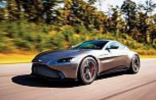 """Aston Martin'den yeni """"Vantage"""" modeli"""