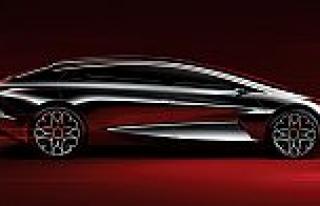 Aston Martin'in ilk elektrikli modeli; 'Rapide...