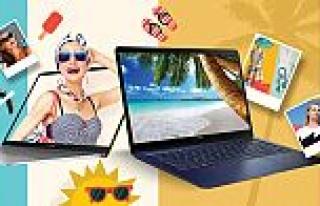 Asus ZenBook seyahatlerinizde hep yanınızda!