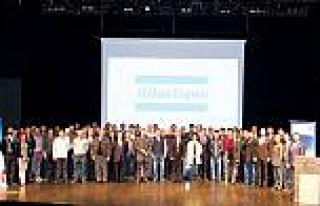 Atlas Copco Çerkezköy'de iş ortakları ile biraraya...