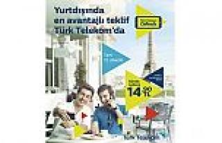 Avantajlı tarifeler Türk Telekom'da