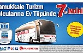 Aygaz ve Pamukkale Turizm kampanyasına yoğun ilgi