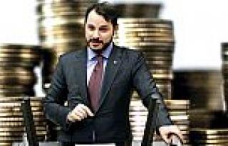 Bakan Berat Albayrak, 'Yeni Ekonomi Yaklaşımı'nı...