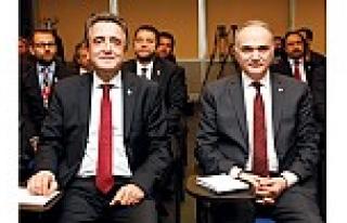 Bilim, Sanayi ve Teknoloji Bakanı Faruk Özlü, TAYSAD'ı...