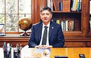 Boğaziçi Üniversitesi Rektörü Prof.Dr. Medmed...