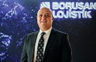 Borusan Lojistik Genel Müdürü İbrahim Dölen;...