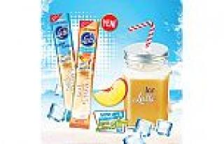 Bu yazın serinleten kahvesi Ülker Cafe Crown Ice...