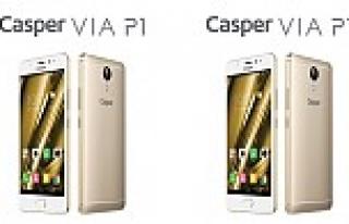 Casper'dan yepyeni bir premium akıllı telefon...