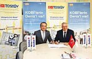 DenizBank & TOSYÖV Türkiye'nin 7 bölgesindeki...