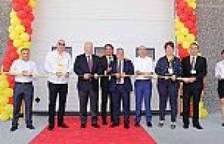 DHL Freight, Manisa'daki yeni deposunun açılışını...