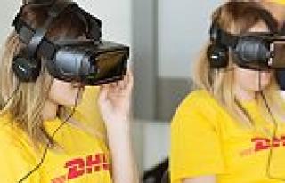 DHL'den iş güvenliğinde VR devrimi