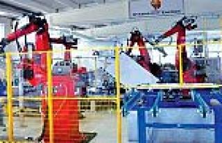 Diyarbakır OSB'de Robotik Teknoloji