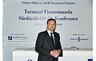 EBRD'nin Türk tarımına katkısı 1 milyar avroyu...