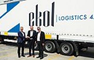 Ekol, Danimarkalı Blue Water Shipping ile işbirliği...