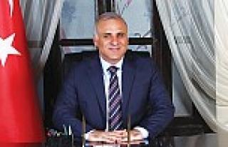 Elazığ Valisi Murat Zorluoğlu; 'Cazibe merkezi'...