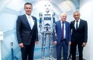 'Endüstri 4.0' FESTO'da masaya yatırıldı