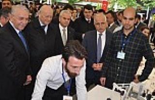 """Eskişehir Sanayi Odası'ndan; """"Esogü Proje Fuarı..."""