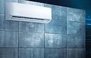 Evlerin havası Siemens Wi-Fi özellikli klimalar...