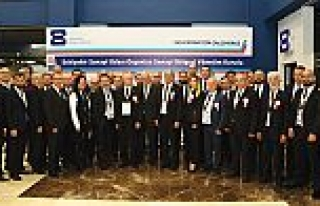 Genel Kurul'a geçen Eskişehir OSB'de Başkan;...