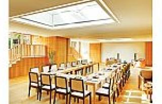 Grand Hyatt İstanbul, toplantı salonları ile de...