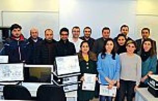GTU Sürekli Eğitim Merkezi, ROBOTİK Öğretmen...