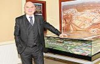 İMES OSB Yönetim Kurulu Başkanı İrfan Küçükay:...
