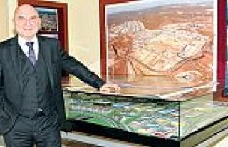 İMES OSB Yönetim Kurulu Başkanı İrfan Küçükay