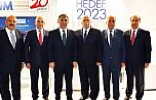 İş ve siyaset dünyası İstanbul'da biraraya...