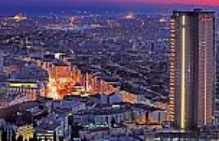 İstanbul Marriott Hotel Şişli'de, 'Şef'e...