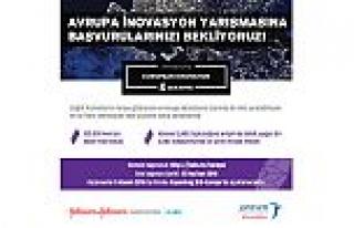 Johnson & Johnson, inovasyon yarışması düzenliyor