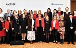 KAGİDER kadın girişimcilerin 'Pusula'sı olacak