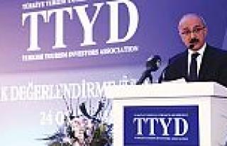 Kalkınma Bakanı Lütfi Elvan: Turizm ile cari açık...