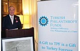 Koç Holding Türk Hayırseverler Vakfı'nda konuştu