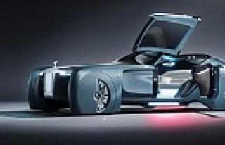 Lüks mobilitenin geleceğine dair vizyon: Rolls-Royce...