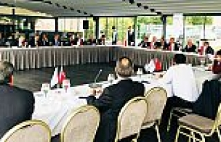Maden sektörü, İMİB 42. yıldönümü toplantısında...