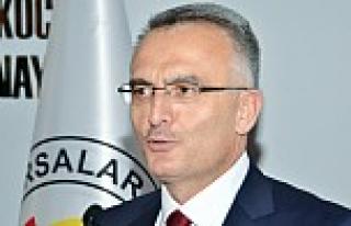 Maliye Bakanı Naci Ağbal: Reform gündemimiz devam...