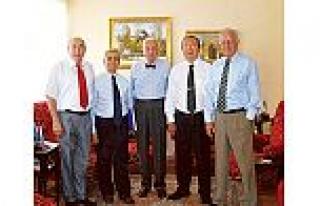 Marmara Grubu Vakfı Genel Başkanı Dr. Akkan Suver...